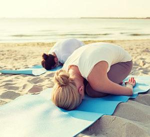 cours de yoga sur Arcachon